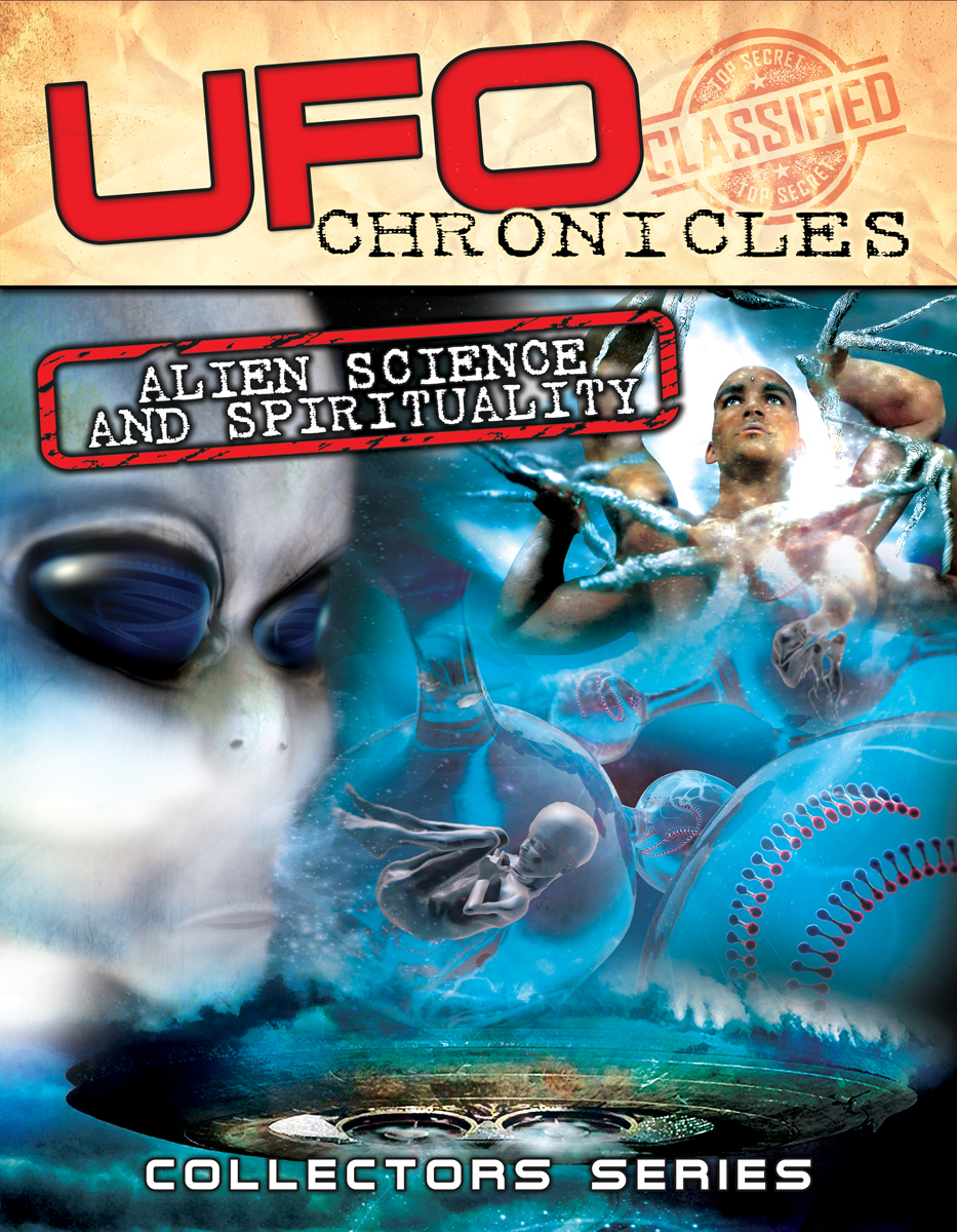 UFO Chronicles: Alien Science and Spirituality on FREECABLE TV