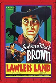 Lawless Land Poster