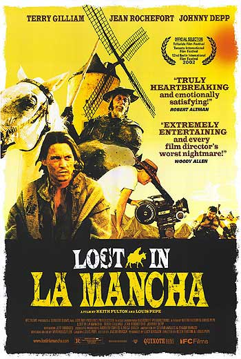 Lost in La Mancha hd on soap2day