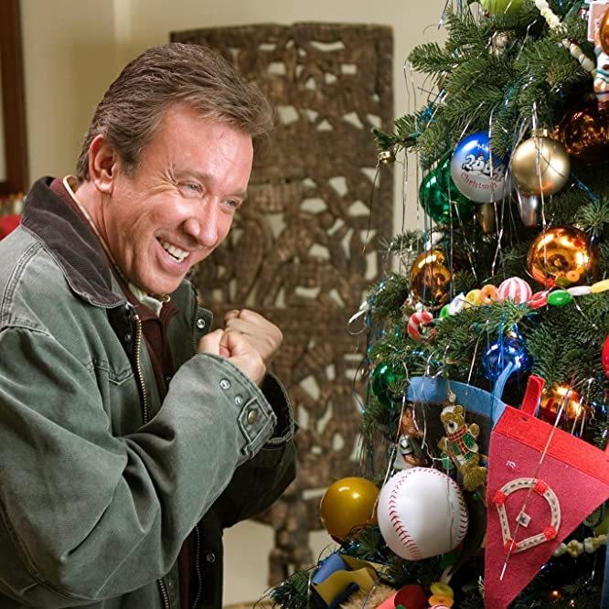 Tim Allen in Christmas with the Kranks (2004)