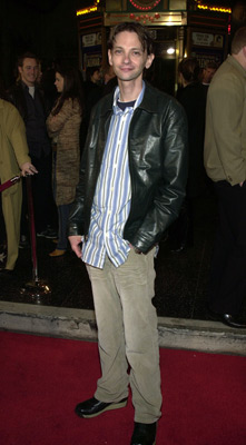 DJ Qualls at an event for Big Trouble (2002)