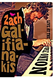 Zach Galifianakis: Live at the Purple Onion Poster