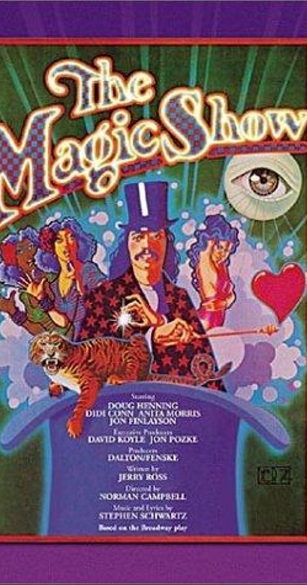 Doug Christmas Story Vhs.The Magic Show 1983 Imdb