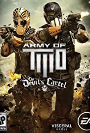 Army of Two: The Devil's Cartel (2013) Poster - Movie Forum, Cast, Reviews