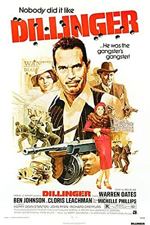 Where to stream Dillinger