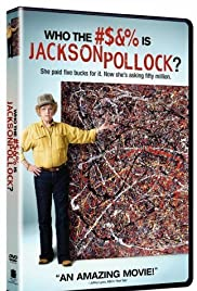 Who the #$&% Is Jackson Pollock? (2006) starring Teri Horton on DVD on DVD