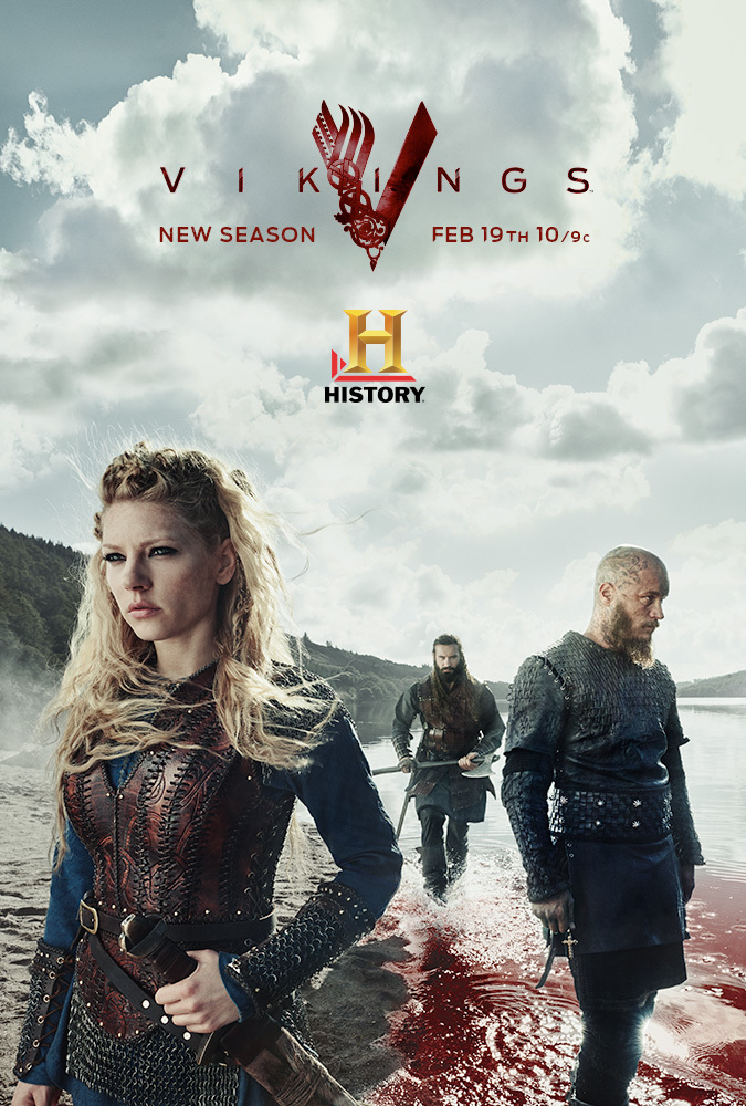 Vikings S1-S2 (2013) Subtitle Indonesia