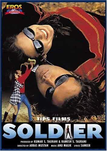 Soldier (1998) 720p HDRip Hindi x264 ESubs 1.2GB