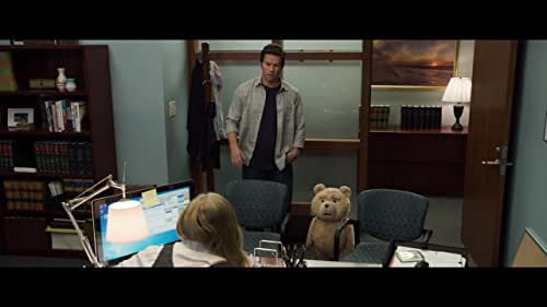 Johnand Ted Meet Lawyer