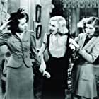 Lucille Ball, Ginger Rogers, and Ann Miller in Stage Door (1937)