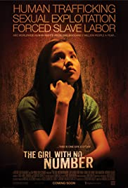 The Girl with No Number Poster
