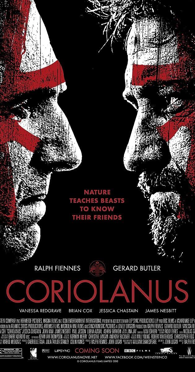 Subtitle of Coriolanus