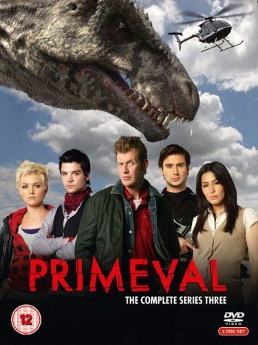 Jason Flemyng, Andrew Lee Potts, Laila Rouass, Hannah Spearritt, and Ben Mansfield in Primeval (2007)