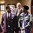 Sinbad, Lil Rel Howery, and Jordan L. Jones in Rel (2018)
