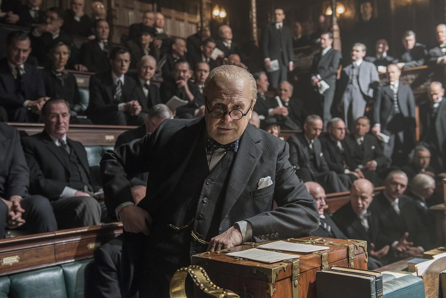 Gary Oldman en 10 extraordinarias películas