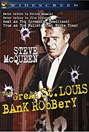 The St. Louis Bank Robbery Poster