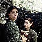 Maribel Verdú and Ivana Baquero in El laberinto del fauno (2006)