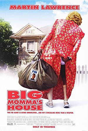 Big Momma's House Poster Image