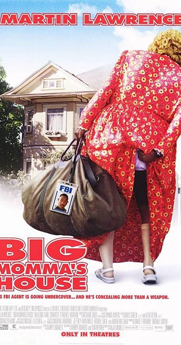 Subtitle of Big Momma's House