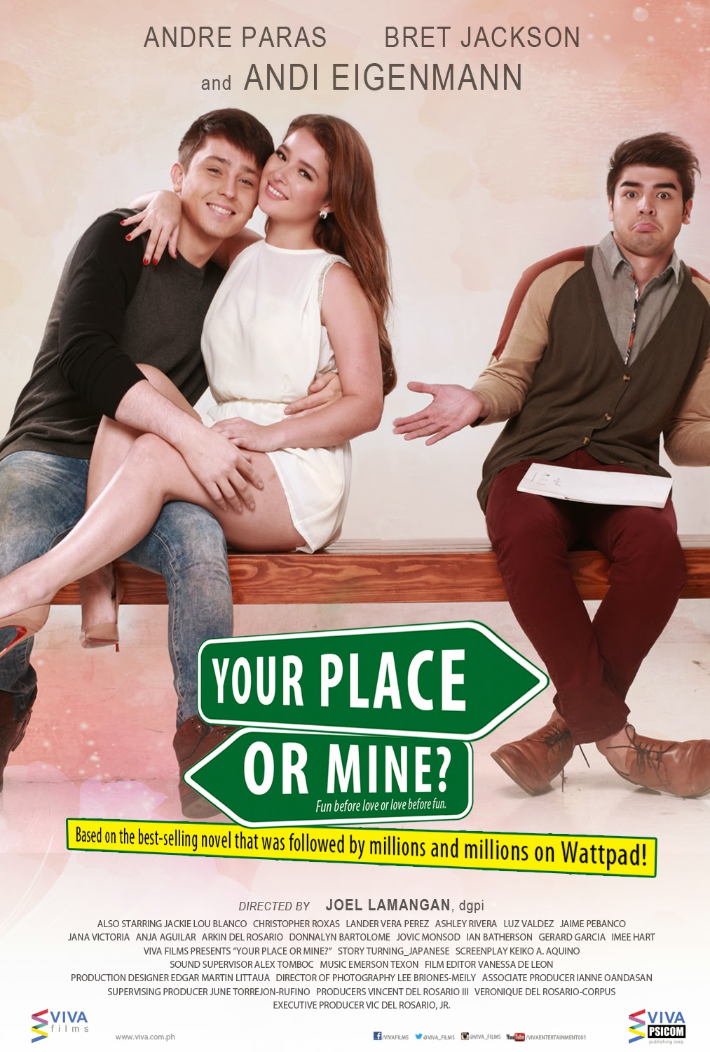 Your Place or Mine? (2015) - IMDb
