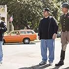 Kelsey Grammer, Kevin P. Farley, and Jesse Heiman in An American Carol (2008)
