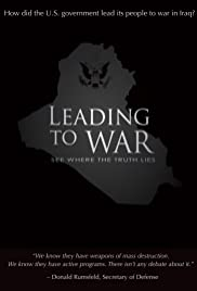 Leading to War Poster