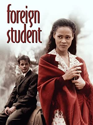 Foreign Student film Poster