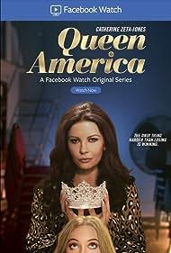 Catherine Zeta-Jones and Belle Shouse in Queen America (2018)
