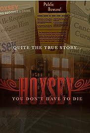 Hoxsey Poster