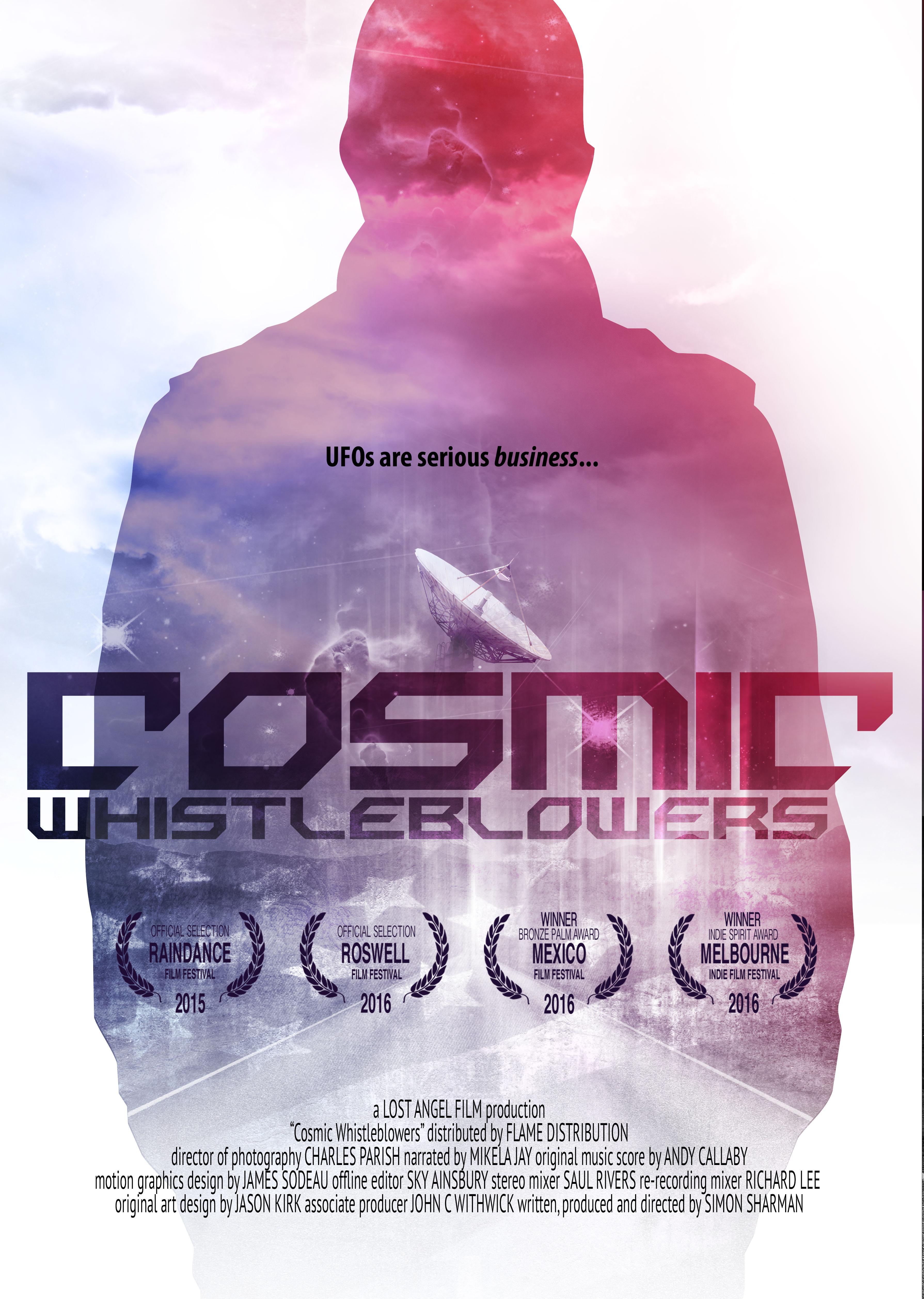 9883cee465 Cosmic Whistleblowers (2015) - IMDb