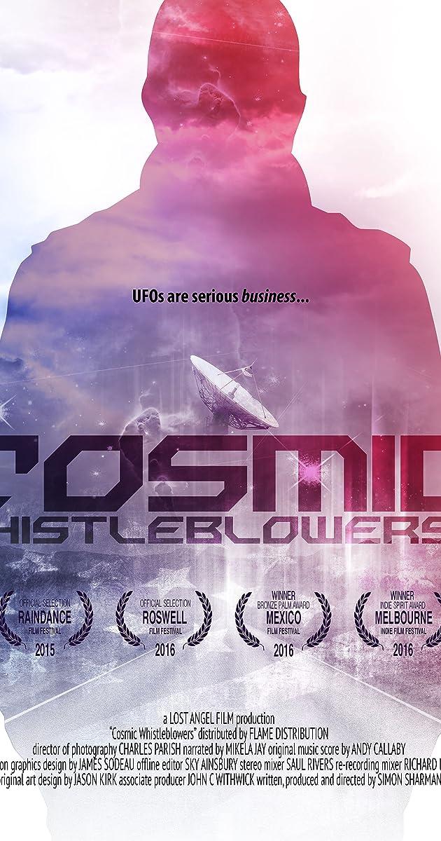 Subtitle of Cosmic Whistleblowers