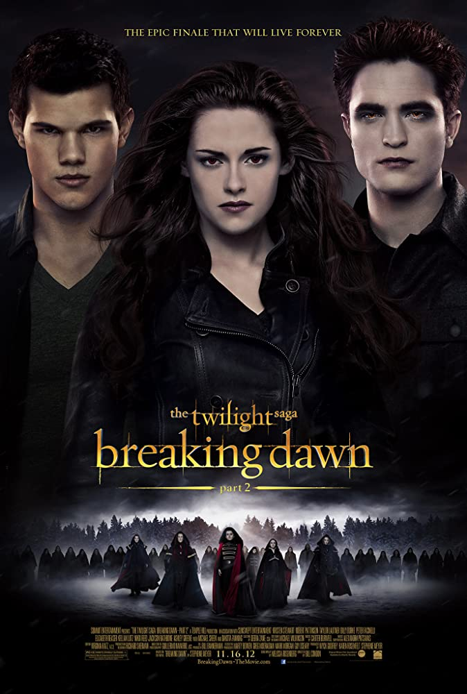 The Twilight Saga: Breaking Dawn Part 2 2012 Hindi ORG Dual Audio 400MB BluRay ESubs Download