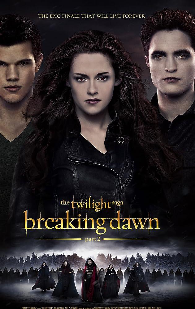 Free Download The Twilight Saga: Breaking Dawn - Part 2 Full Movie