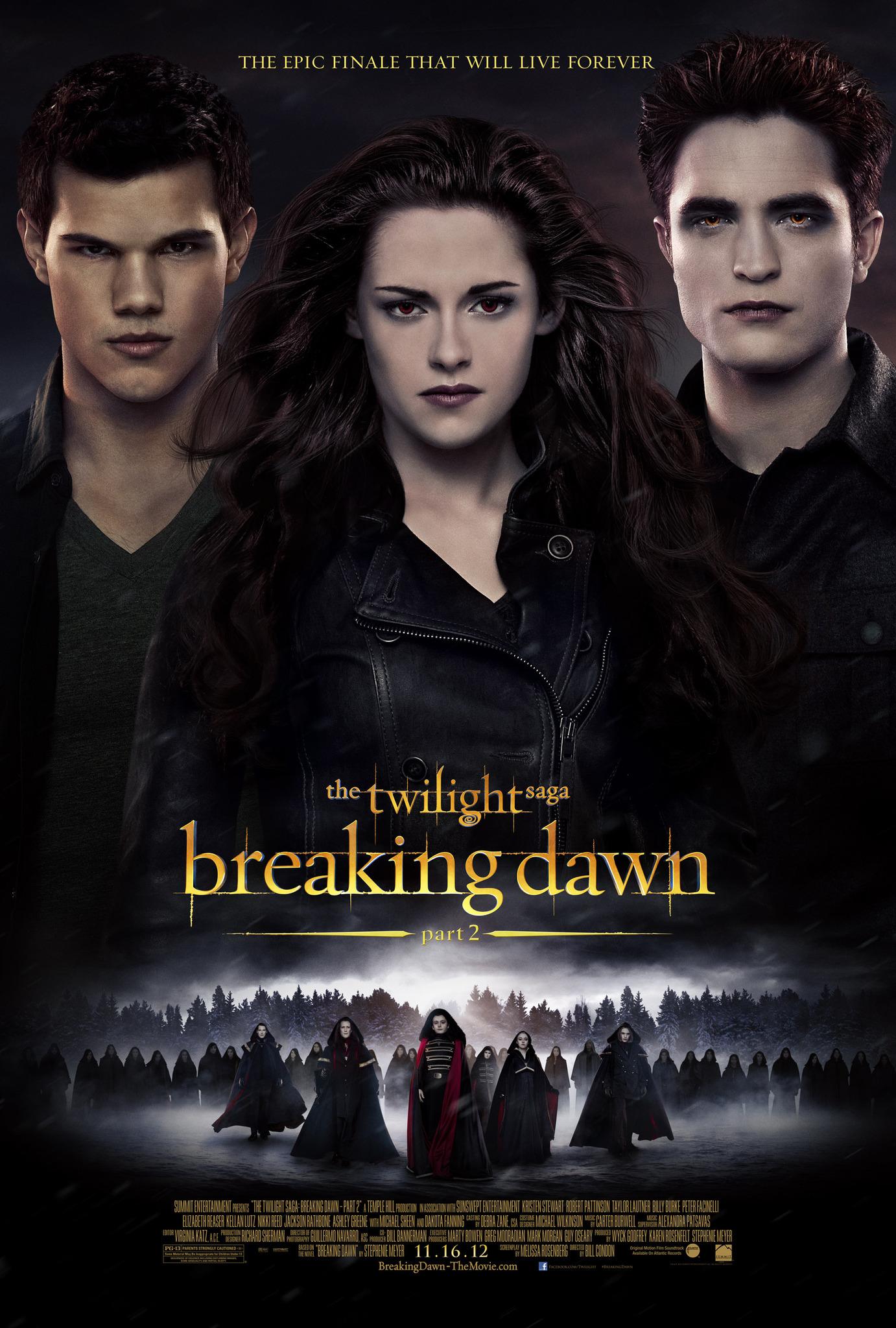 Breaking Dawn Part 2 Online Watch Full Movie