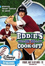 Eddie's Million Dollar Cook-Off Poster
