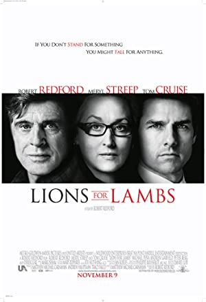 Lions for Lambs (2007) online sa prevodom