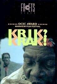 Krik? Krak! Tales of a Nightmare Poster