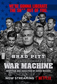 LugaTv | Watch War Machine for free online