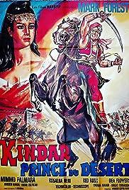 Kindar the Invulnerable Poster
