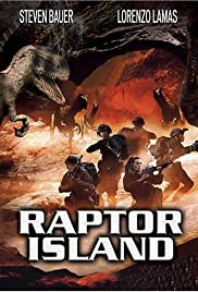 Raptor Island (2004) Poster - Movie Forum, Cast, Reviews