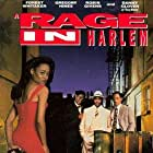 Forest Whitaker, Robin Givens, Gregory Hines, and Zakes Mokae in A Rage in Harlem (1991)