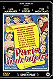 Paris Still Sings! Poster