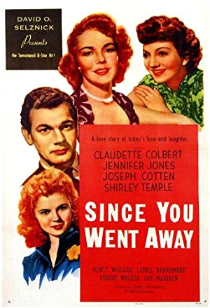 Edward F. Cline Since You Went Away Movie