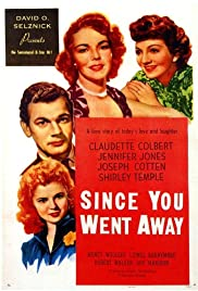Since You Went Away (1944) Poster - Movie Forum, Cast, Reviews