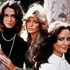 Farrah Fawcett, Kate Jackson, and Jaclyn Smith in Charlie's Angels (1976)