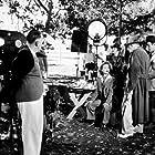 """Bette Davis and Humphrey Bogart in """"Dark Victory,"""" 1939 Warner Bros."""