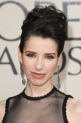 Sally Hawkins at an event for The 66th Annual Golden Globe Awards (2009)