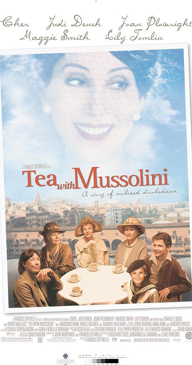 Subtitle of Tea with Mussolini