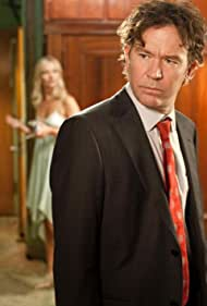 Timothy Hutton and Kari Matchett in Leverage (2008)