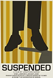 Suspended Poster